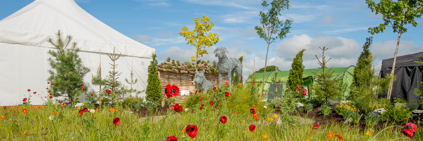 Let your creativity flourish at Gardening Scotland 3rd - 5th June at Ingliston
