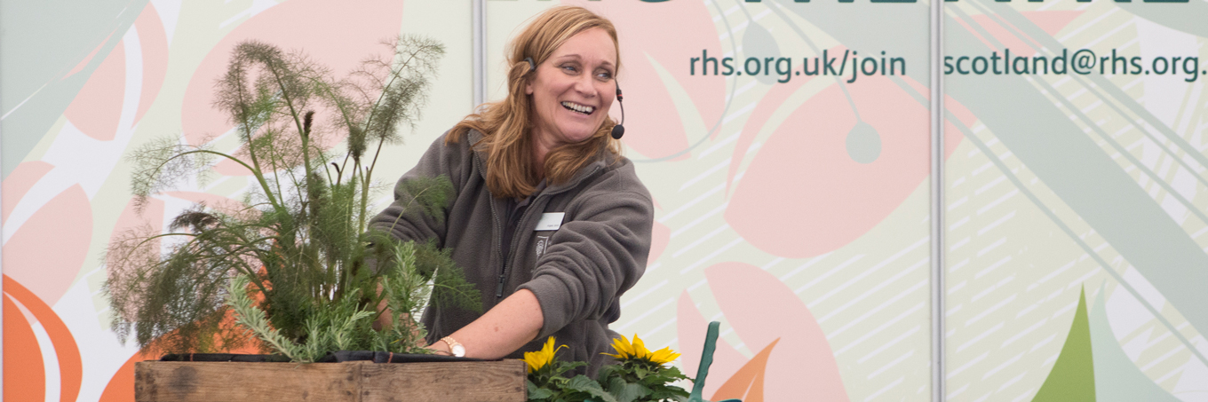 Remember to place your entries for Gardening Scotland 2016 (3rd - 5th June at Ingliston)